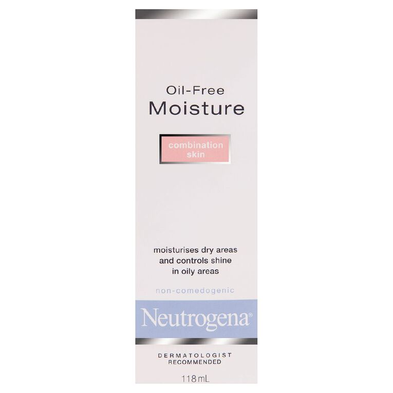 Neutrogena Moisturiser Combination Skin 118ml, , hi-res