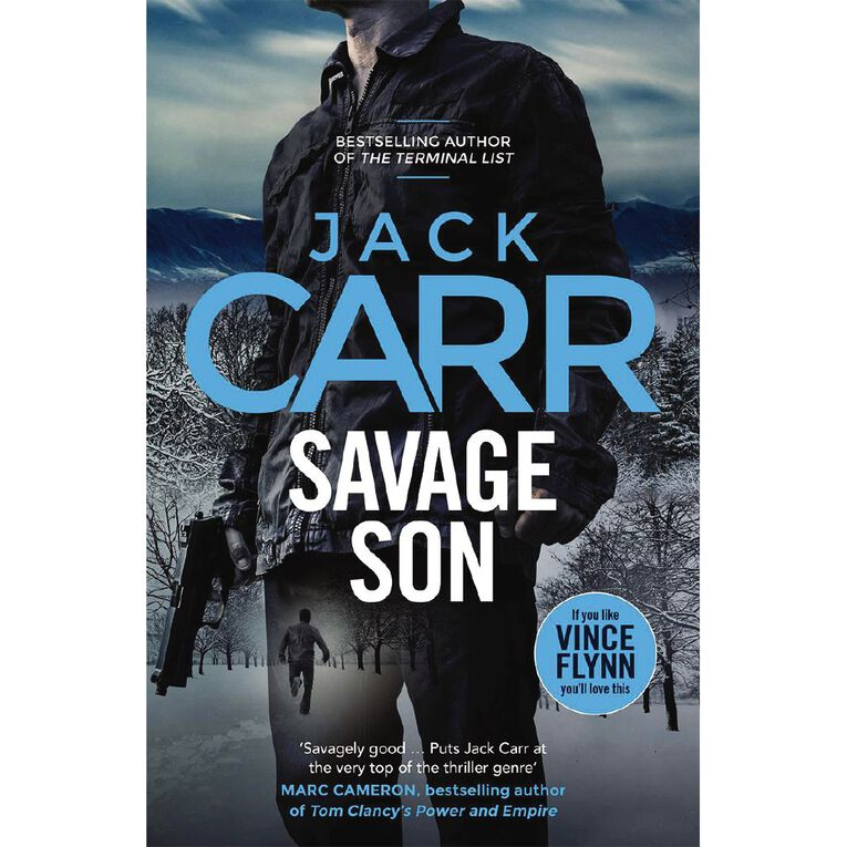 Savage Son by Jack Carr, , hi-res