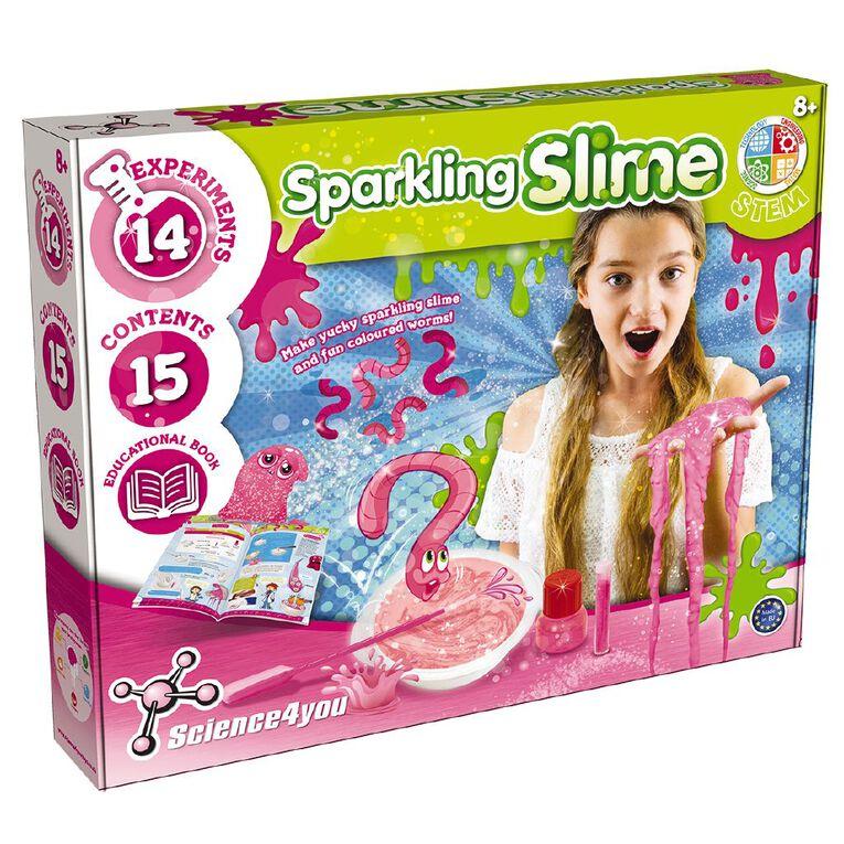 Science4u Sparkling Slime, , hi-res