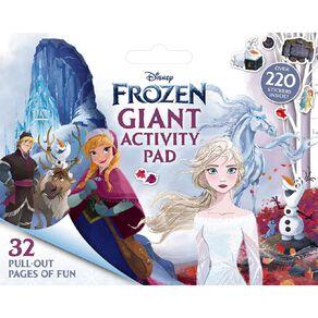 Disney Frozen Classic Giant Activity Pad