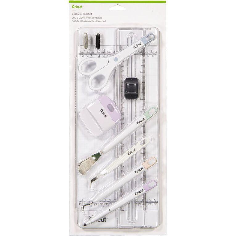 Cricut Essential Tool Set 7 Piece, , hi-res