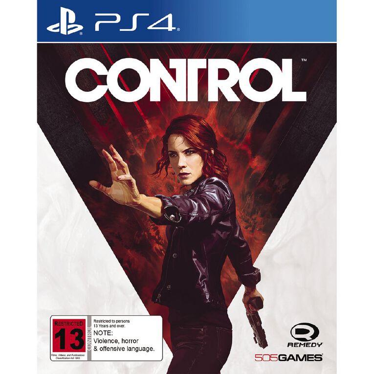 PS4 Control, , hi-res