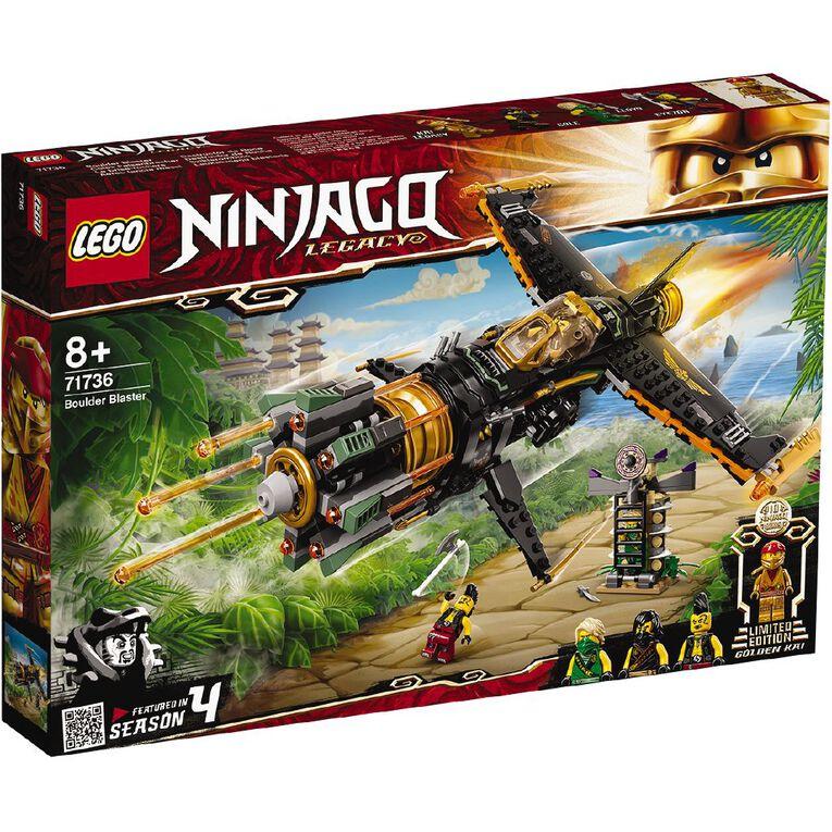 LEGO Ninjago Boulder Blaster 71736, , hi-res