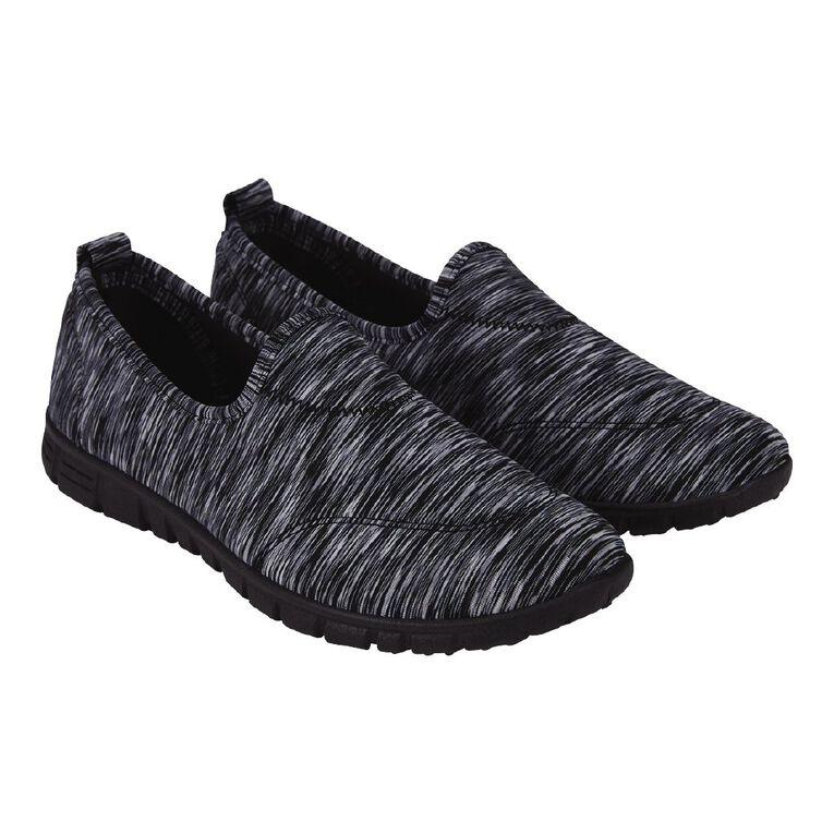 H&H Journey Shoes, Black/White W21, hi-res