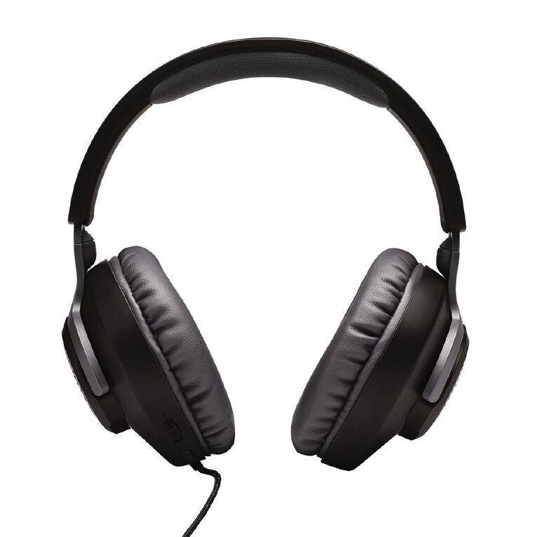 JBL Headset Quantum Gaming 100 Black, , hi-res