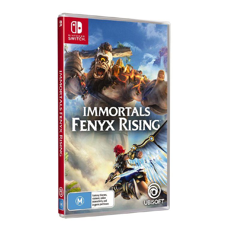 Nintendo Switch Immortals Fenyx Rising, , hi-res