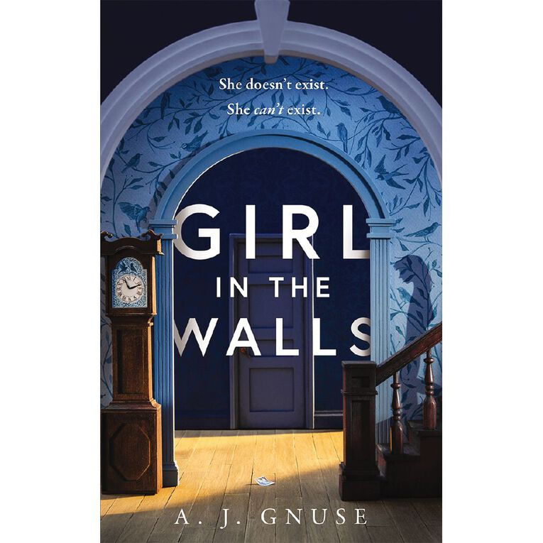Girl In The Walls by AJ Gnuse, , hi-res image number null