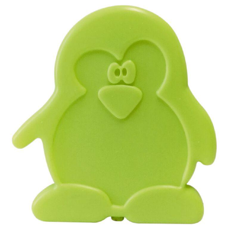 Living & Co Slim Kids' Freezer Blocks Penguin Assorted 4 Pack, , hi-res