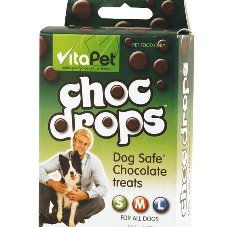 Vitapet Choc Drops 100g, , hi-res