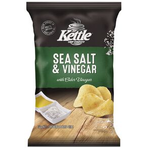 Kettle Chip Company Kettle Sea Salt Vinegar 150g