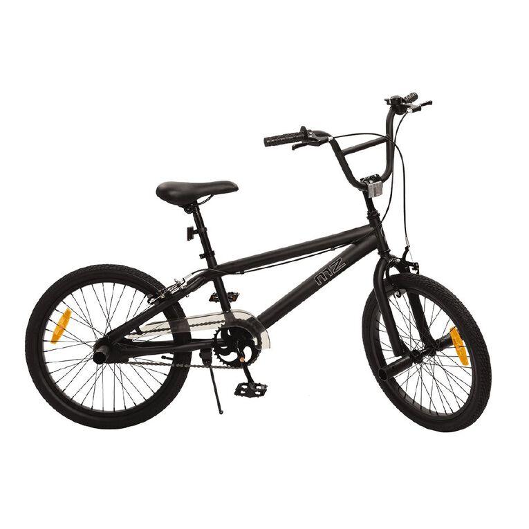 Milazo 20 inch Matte Black BMX Bike-in-Box 408, , hi-res