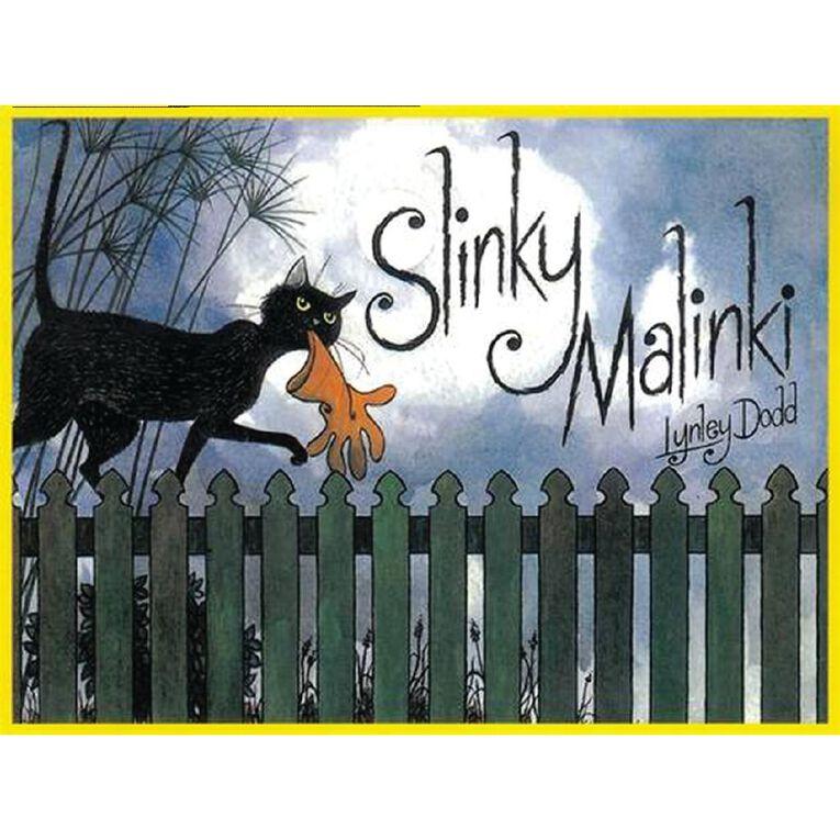 Slinky Malinki by Lynley Dodd, , hi-res