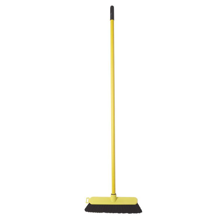 Living & Co Indoor Broom Assorted, , hi-res