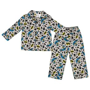 Batman Kids's Flannalette Pyjamas