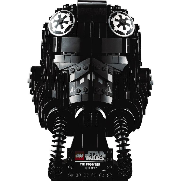 LEGO Star Wars TIE Fighter Pilot  Helmet 75274, , hi-res