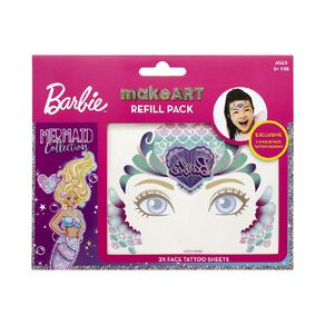 Barbie Makeart Face Gems/ Face Tattoos Refills