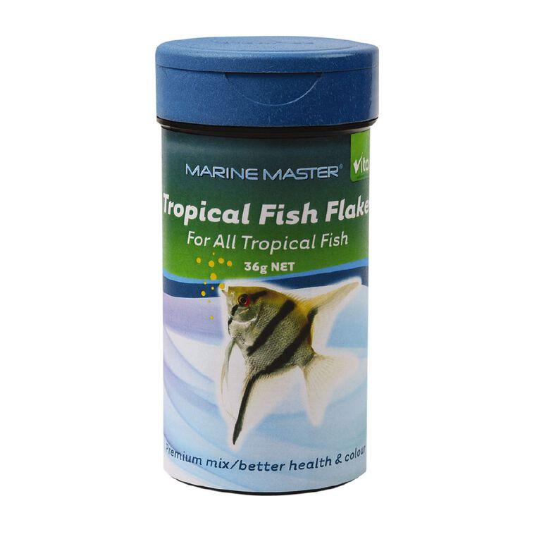Vitapet Tropical Fish Flakes 36g, , hi-res