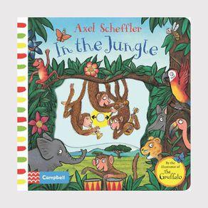 In the Jungle by Axel Scheffler