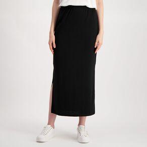 H&H Women's Knit Maxi Skirt