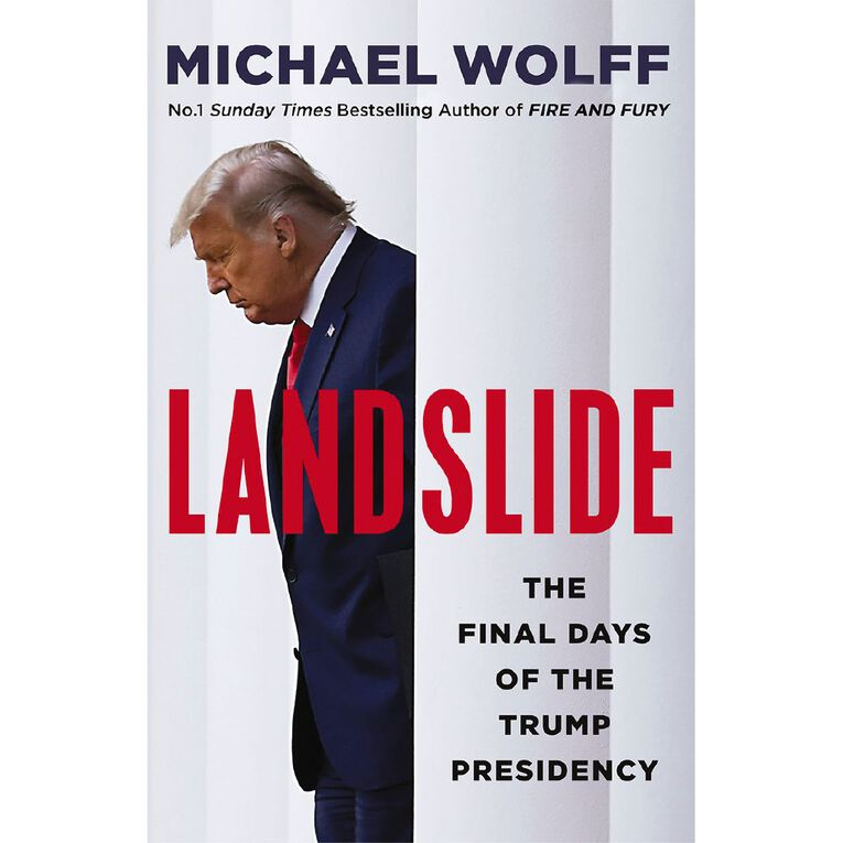 Landslide by Michael Wolff, , hi-res