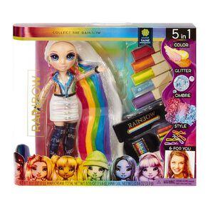 Rainbow High Hair Studio