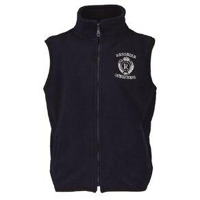 Schooltex Reignier Polar Fleece Vest with Emroidery