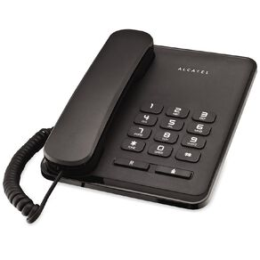 Alcatel T20 Corded Phone Black