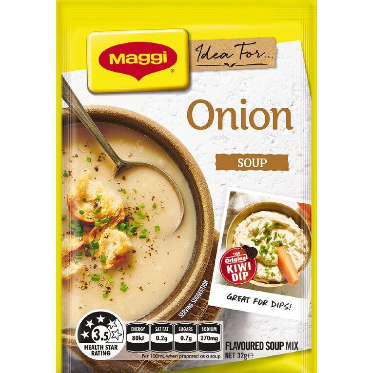 Maggi Onion Soup 32g, , hi-res