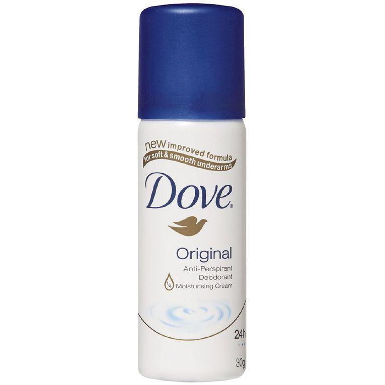 Dove Antiperspirant Original 30g, , hi-res