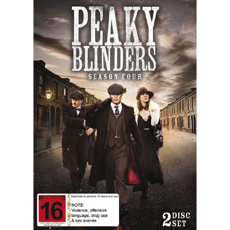 Peaky Blinders Season 4 DVD 2Disc, , hi-res