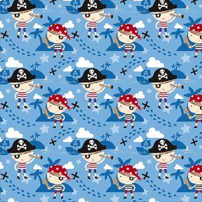 John Sands Roll Wrap Pirates