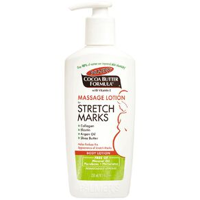Palmer's Stretch Mark Massage Lotion Pump 250ml