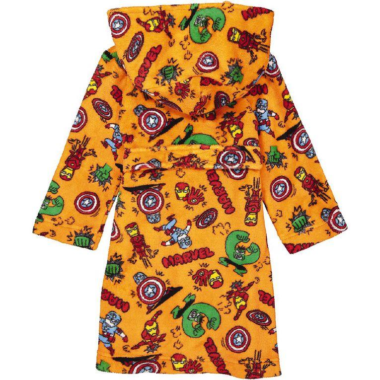 Avengers Kids' Avenger Robe, Orange, hi-res