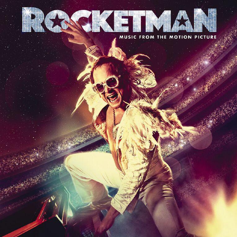 Rocketman Soundtrack CD by Various Artists 1Disc, , hi-res