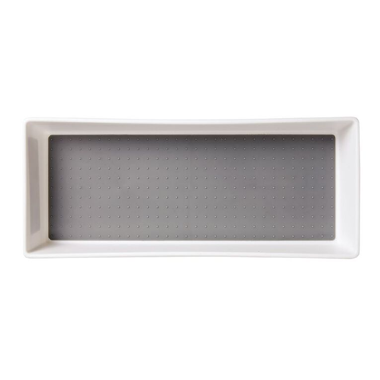 Living & Co Tray Large Wide White Large, , hi-res