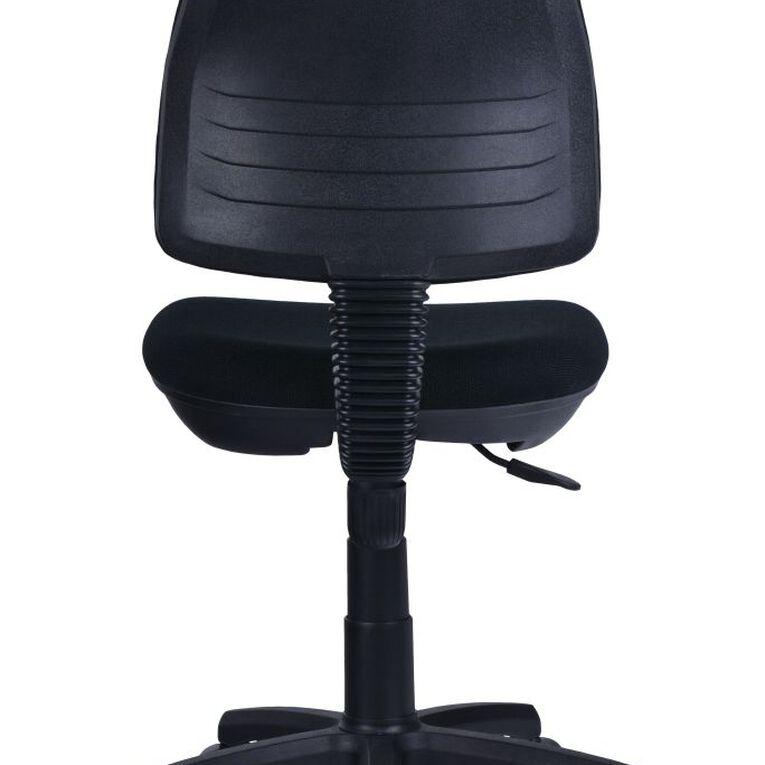 Workspace Ergo 1 Lever Task Chair Black, , hi-res