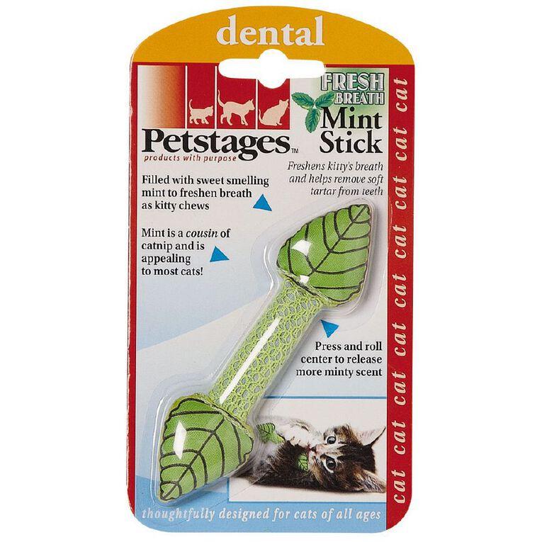 Petstages Fresh Breath Mint Stick Dental Range, , hi-res