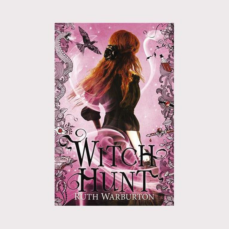 Witch Finder #2 Witch Hunt by Ruh Warburton, , hi-res