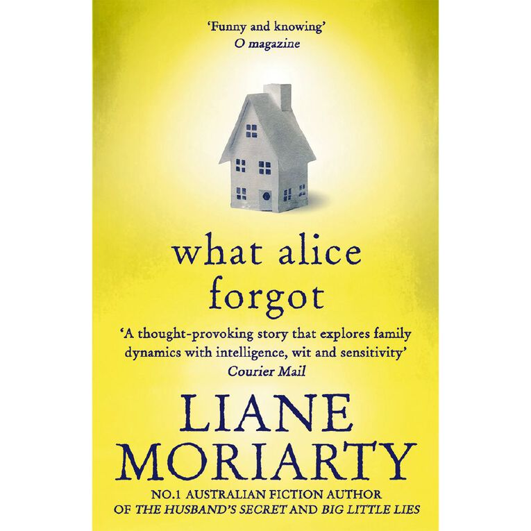 What Alice Forgot by Liane Moriarty, , hi-res