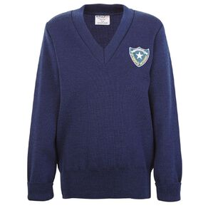 Schooltex St Mary's Mosgiel Jersey with Embroidery