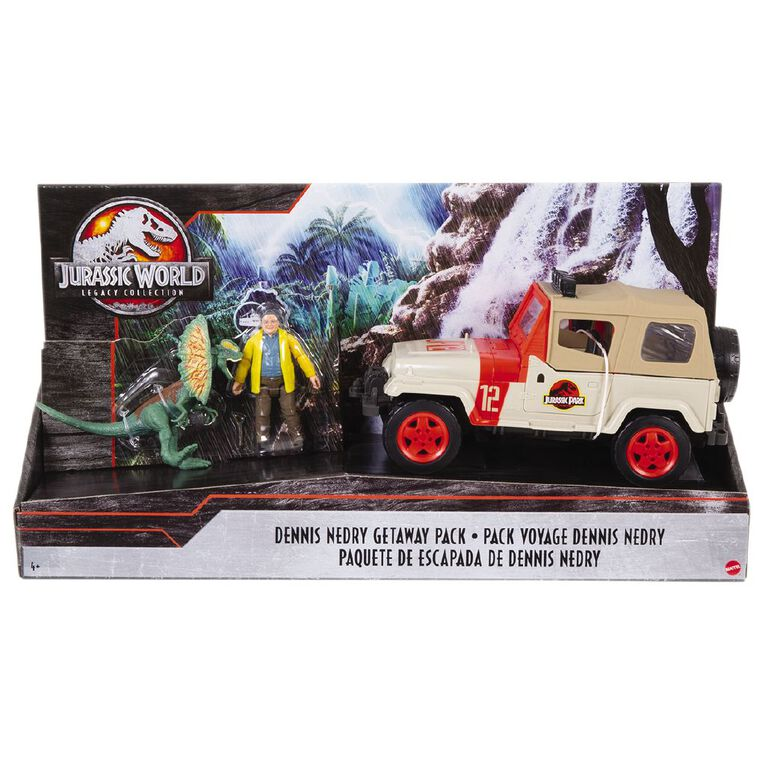 Jurassic World Newdry's Getaway Escape Storypack, , hi-res