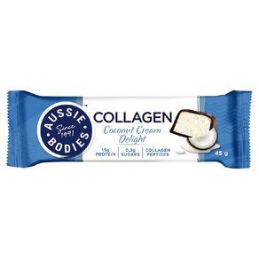 Aussie Bodies Aussie Bodies Collagen Coconut Cream Delight 45g