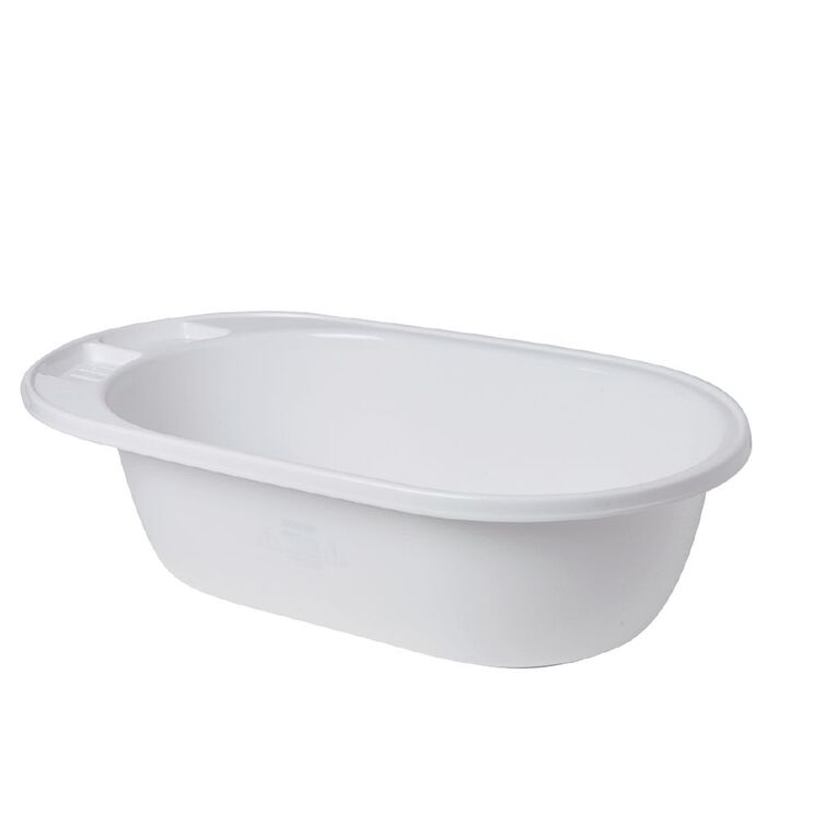 Babywise Baby Bath White Small, , hi-res