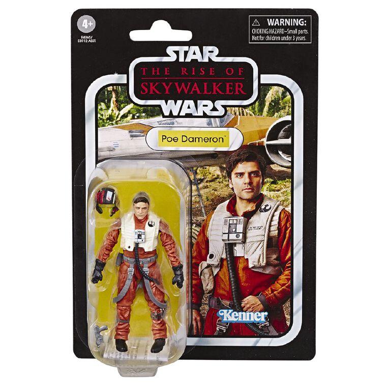 Star Wars Episode 9 Vintage Figures Assorted, , hi-res