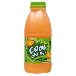 Cool Change Orange & Mango 600ml