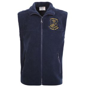 Schooltex Clendon Park Te Whanau Awhina Polar Fleece Vest