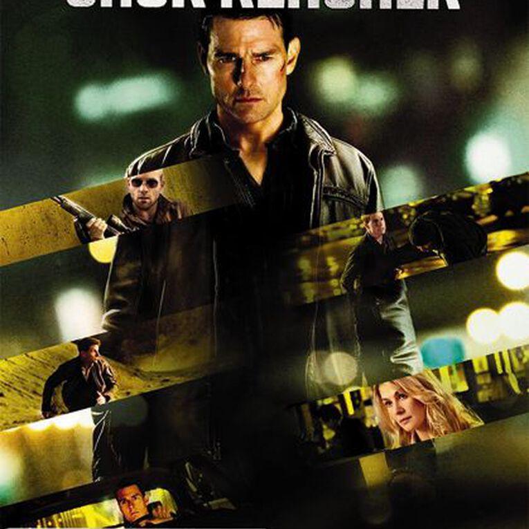 Jack Reacher DVD 1Disc, , hi-res