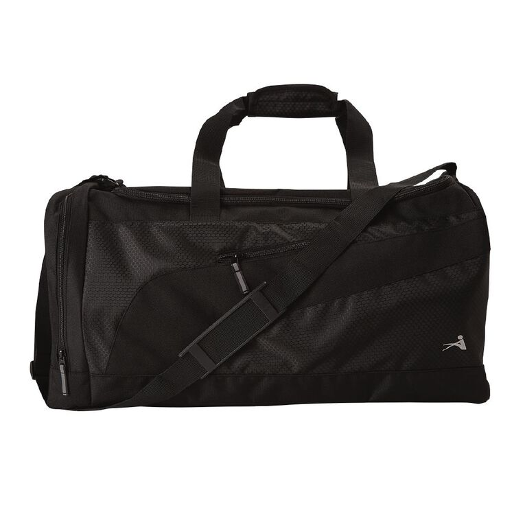 Active Intent Sports Bag, Black, hi-res