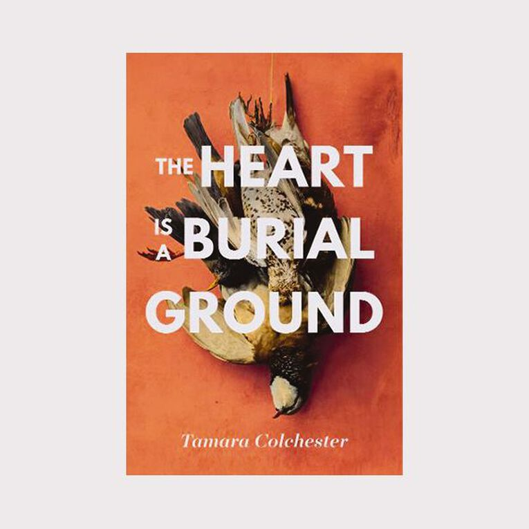 The Heart Is A Burial Ground by Tamara Colchester, , hi-res