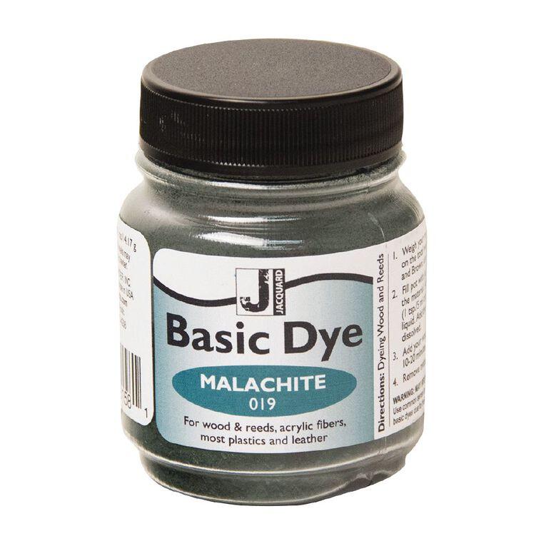 Jacquard Basic Dye 14.17g Malachite, , hi-res